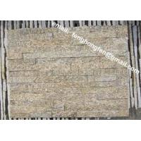 Buy cheap china slate rock panel from wholesalers