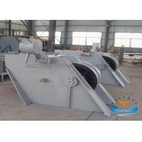 Buy cheap Durable Cast Steel Roller Type Anchor Chain Stopper / Ship Mooring Equipment from wholesalers