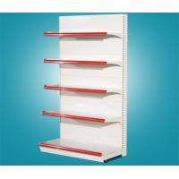 Quality 5 Layers Supermarket Display Shelving With ISO9001 / ISO2015 / SGS Certificate for sale