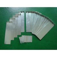 Buy cheap High Precision Metal Stamping , Copper Tin Plating Stamping Foil Parts from wholesalers