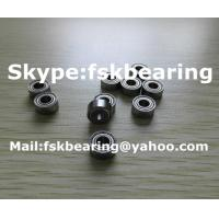 Buy cheap Inched R24ZZ Miniature Ball Bearing Single Row Chrome Steel  / RHP from wholesalers
