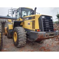 Buy cheap KOMATSU WA380-6 Wheel Loader For Sale product