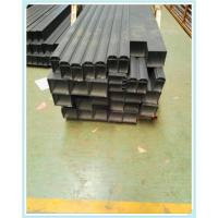 Buy cheap 6063 T5 Square Aluminium Channel Profiles Aluminum Extrusion Tube for Railway Channel from wholesalers