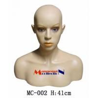Buy cheap Quality Realistic Mannequin Head & Bust product