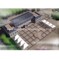 Buy cheap High Performance Agricultural Steel Building Span Structure Easy Erection from wholesalers