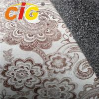Buy cheap Custom Polyester Uphostery Fabric for Sofa Decoration Suede Fabric For Russia product