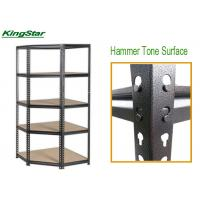 Buy cheap Corner 5 Shelf Boltless Storage Shelving System 150kg Capacity ZBeam , Hammerton from wholesalers