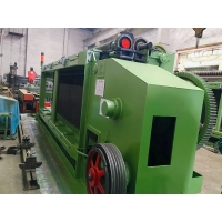 Buy cheap 4.0mm195m/H Galvanized Gabion Machine With Automatic Lubrication System from wholesalers