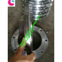Buy cheap GOST 12821-80 RF CS Weld neck flanges product