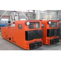 Buy cheap CTL15 underground mining battery powered electric locomotive product