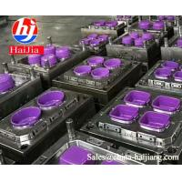 Buy cheap Plastic food container mould , 2~4 cavities , injection mold custom from wholesalers