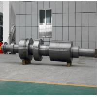 Buy cheap 250 Ton Heavy Steel Forgings Heat Treatment / Metallurgy Forged Shaft product