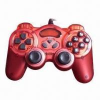 Buy cheap PC USB Double Shocks Joypad from wholesalers