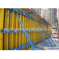 Buy cheap Shear Wall Formwork Systems , Vertical Concrete Wall Formwork I Joist Beam from wholesalers