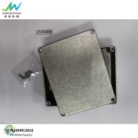 Buy cheap Undrilled 1590BB Aluminum Case Enclosures Stomp Box For Guitar Effects Pedals from wholesalers