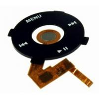 Buy cheap Original quality iPod Nano 1st Gen Clcikwheel repair spares parts from wholesalers
