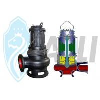 Buy cheap High Head Submersible Sewage Pump Easy Install For Residential / Commercial Areas from wholesalers