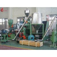 Buy cheap PVC 220mm plastic pelletizing equipment / machinery 9Cr18MoV With 950HV - 1020HV Hardness from wholesalers