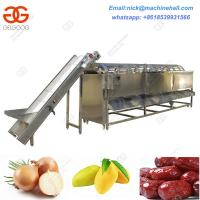 Buy cheap Fruit and Vegetable Sorting Machine/Factory Price Vegetable Sorting Machine/High Efficiency Fruit  Sorting Machine from wholesalers