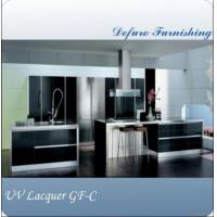 Buy cheap German Style Uv Lacquer Kitchen Design from wholesalers