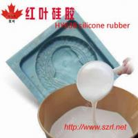 Buy cheap Mold making plaster casting Silicone Rubber from wholesalers