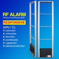 Buy cheap EAS anti-theft alarm system acrylic 58KHz AM antenna security system door from wholesalers