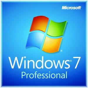 China Retail Box Microsoft Windows 7 License Key 32/64 bit Muliti Language Stable on sale
