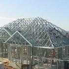 Buy cheap Solid Light Steel Structure Building Prefabricated CE Certification from wholesalers