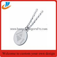 Buy cheap Hengchuang metal crafts custom bracelet necklace,OEM design,cheap price from wholesalers
