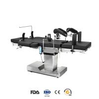 Buy cheap X ray 110mm Kidney Bridge Hydraulic Electric Operating Table With Memory Foam product
