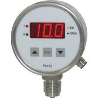 Buy cheap 15-10000 Psi Stainless Steel 9V Battery Electronic Digital Absolute Pressure Gauge from wholesalers