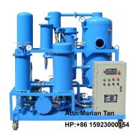 Buy cheap High Vacuum Hydraulic oil filtration Equipment for Dehydrate and degas from wholesalers