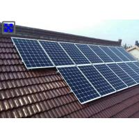 Buy cheap Flexible Aluminum Solar Mounting System For Tile Roof Household System from wholesalers