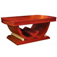 Buy cheap Modern Furniture Coffee Table Curve Table Base Carved Table Edge from wholesalers