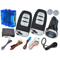 Buy cheap Invisible Anti Theft Smart Car Security Alarm System Automatic Car Starter Kits from wholesalers