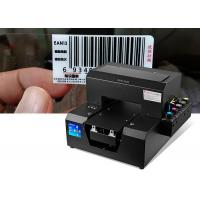 Buy cheap Custom Pvc Smart Card Printer Flatbed Inkjet Printer For Plastic Cards from wholesalers