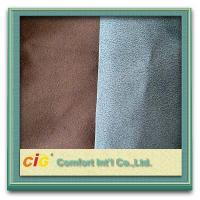 Buy cheap Wear-resisting Faux Suede Fabric 100-160gsm , Microfiber Suede Fabric from wholesalers