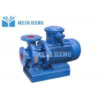 Buy cheap No Leakage Centrifugal Water Pump , Water Suction Industrial Pipeline Pump from wholesalers
