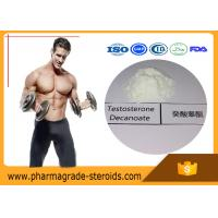 Buy cheap Anabolic Steroid Testosterone Decanoate CAS 5721-91-5 Muscle Enhancement from wholesalers