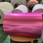 Buy cheap Yongsheng 1200 H22 PE PVDF Prepainted Aluminum Coil from wholesalers