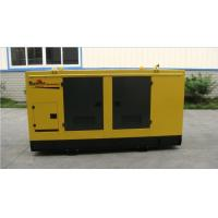 Buy cheap 1800RPM Perkins Diesel Generator Set With 4-Stroke / Water Cooled Engine from wholesalers