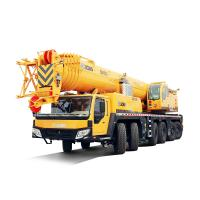 Buy cheap QAY 220 All Terrain Crane South Africa Customerized Color 55 Ton Truck Crane for Mining Aera from wholesalers