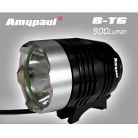 Buy cheap Amypaul B-T6 led bicycle headlights from wholesalers