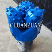 Buy cheap 133MM Roller Cone Bit IADC 537 Three Cone Bit For With High Compressive Strength from wholesalers