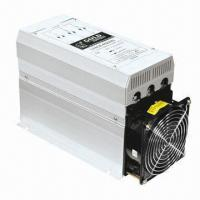 Buy cheap 3-phase solid state relay with heatsink, fan and fuse product