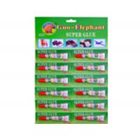 Buy cheap guoelephant super glue from wholesalers