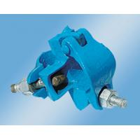 Buy cheap 42.7mm / 48.6mm / 60.5mm / 76.2mm Scaffold Coupler / Clamps Cuplock Scaffolding System product