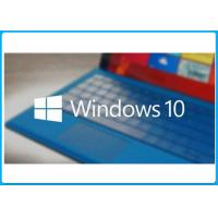 Buy cheap NEW Microsoft Windows 10 Pro Professional 64 Bit win10 pro oem pack DVD from wholesalers