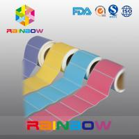 Buy cheap Heat Seal Printed Shrink Sleeve Labels /  PVC Shrink Plastic Lable Blowing For Bottle from wholesalers