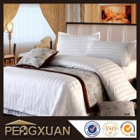 Buy cheap Hotel duvet cover sets 100% cotton bedding set for 5 starts hotel PX-DC1 from wholesalers